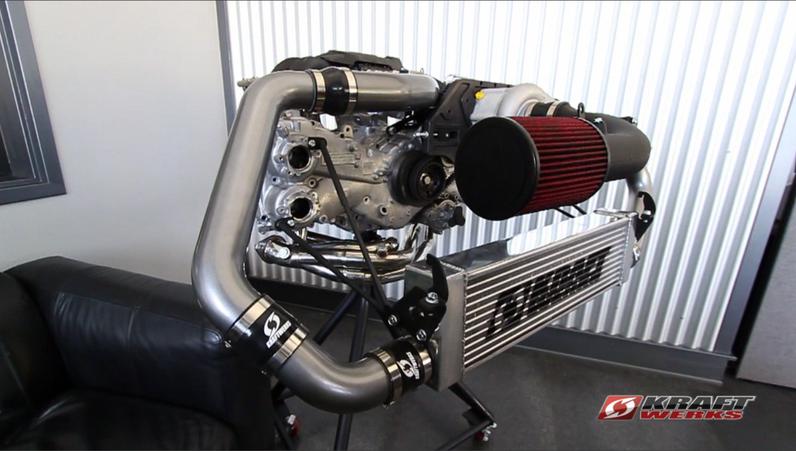 Kraftwerks Supercharger System BASE – '13+ BRZ/ FRS/ FT86 ... Kraftwerks Supercharger Brz